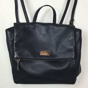 *RARE* Kate Spade Backpack Purse - Black
